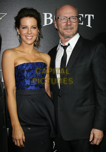 27 February 2014 - West Hollywood, California - Kate Beckinsale, Paul Haggis. Hollywood Domino&rsquo;s 7th Annual Pre-Oscar Charity Gala held at Sunset Tower Hotel. <br /> CAP/ADM/<br /> &copy;AdMedia/Capital Pictures