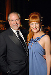 Honorees Bob and Gracie Cavnar at the Houston Grand Opera's Opening Night dinner Friday Oct. 23,2009. (Dave Rossman/For the Chronicle)
