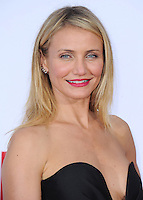"WESTWOOD, CA - APRIL 21:  Cameron Diaz at the Los Angeles premiere of ""The Other Woman"" at the Regency Village Theater on April 21, 2014 in Westwood, California. SPPG/MPI/Starlitepics /NortePhoto.com"