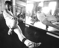 Dancer and Choreographer, Twyla Tharp