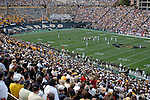 29 September  2007:  University of Colorado's Folsom Field, Boulder, Colorado.