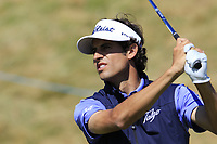 Pedro Oriol (ESP) tees off the 8th tee during Friday's Round 2 of the 2018 Dubai Duty Free Irish Open, held at Ballyliffin Golf Club, Ireland. 6th July 2018.<br /> Picture: Eoin Clarke | Golffile<br /> <br /> <br /> All photos usage must carry mandatory copyright credit (&copy; Golffile | Eoin Clarke)