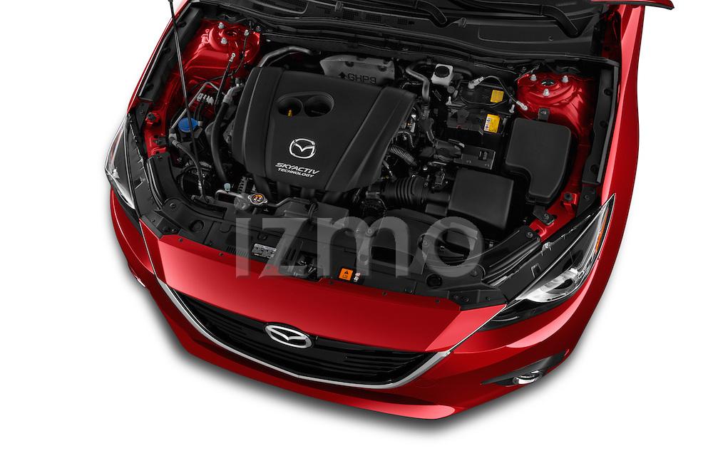 2014 Mazda Mazda 3 I Grand Touring HatchBack