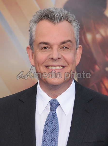 "25 May 2017 - Hollywood, California - Danny Huston. World  Premiere of Warner Bros. Pictures'  ""Wonder Woman"" held at The Pantages Theater in Hollywood. Photo Credit: Birdie Thompson/AdMedia"