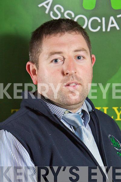 Edward O'Sullivan, Development Officer Kerry ICMSA