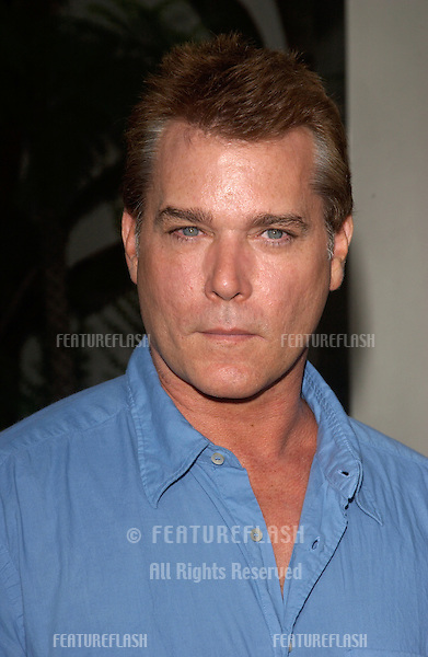Actor RAY LIOTTA at the world premiere, in Hollywood, of The Bourne Supremacy..July 15, 2004