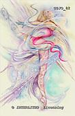 Marie, MODERN, MODERNO, paintings+++++StarSeeker,USJO82,#N# Joan Marie woman