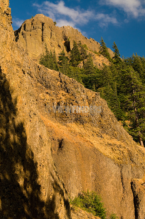 Mitchell Point, Columbia River Gorge, Oregon