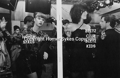 Blitz Club Blitz Kids.<br /> Published 2017 by Poursuite Editions Paris. <br /> 9 x 6.25 inches 36 pages. <br /> <br /> Price &pound;20.00 including p&amp;p in UK.