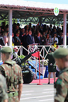 São Paulo (SP), 18/04/2019 - Dia Exército / Bolsonaro - Jair Bolsonaro, Presidente da República, participa de solenidade comemorativa ao Dia do Exército Brasileiro, no Comando Militar do Sudeste, nesta quinta-feira, 18. ( Foto: Charles Sholl/Brazil Photo Press)