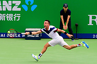 ROBERTO BAUTISTA AGUT (ESP)<br /> <br /> TENNIS - SHANGHAI ROLEX MASTERS - QI ZHONG TENNIS CENTER - MINHANG DISTRICT - SHANGHAI - CHINA - ATP 1000 - 2017 <br /> <br /> <br /> <br /> &copy; TENNIS PHOTO NETWORK
