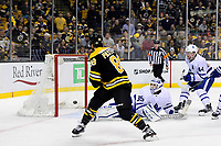 NHL 2018: Leafs vs Bruins APR 14