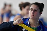 Domitilla Picozzi <br /> Trieste 15/01/2019 Centro Federale B. Bianchi <br /> Women's FINA Europa Cup 2019 water polo<br /> Italy ITA - Nederland NED <br /> Foto Andrea Staccioli/Deepbluemedia/Insidefoto