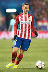 Atletico de Madrid's Antoine Griezmann during UEFA Champions League match. March 15,2016. (ALTERPHOTOS/Borja B.Hojas)