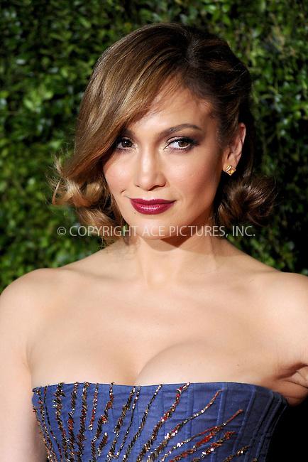 WWW.ACEPIXS.COM<br /> <br /> June 7 2015, New York City<br /> <br /> Jennifer Lopez arriving at the 2015 Tony Awards at Radio City Music Hall on June 7, 2015 in New York City.<br /> <br /> <br /> Please byline: Kristin Callahan/ACE Pictures<br /> <br /> ACE Pictures, Inc.<br /> www.acepixs.com, Email: info@acepixs.com<br /> Tel: 646 769 0430