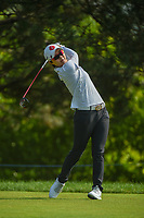 Hyo Joo Kim (KOR) watches her tee shot on 2 during round 4 of the 2018 KPMG Women's PGA Championship, Kemper Lakes Golf Club, at Kildeer, Illinois, USA. 7/1/2018.<br /> Picture: Golffile | Ken Murray<br /> <br /> All photo usage must carry mandatory copyright credit (&copy; Golffile | Ken Murray)