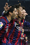 2015-01-11-FC Barcelona vs At. Madrid: 3-1.