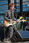 Willie Nile at the 2010 Union County Music Festival, Clark, NJ.