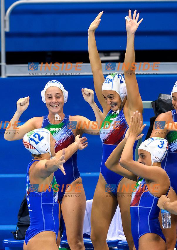 ESULTANZA Italia <br /> Rio de Janeiro 16-08-2016 Aquatic Stadium Waterpolo Quarter Finals <br /> ITALY ITA - CHINA CHN<br /> Foto Andrea Staccioli/Deepbluemedia/Insidefoto