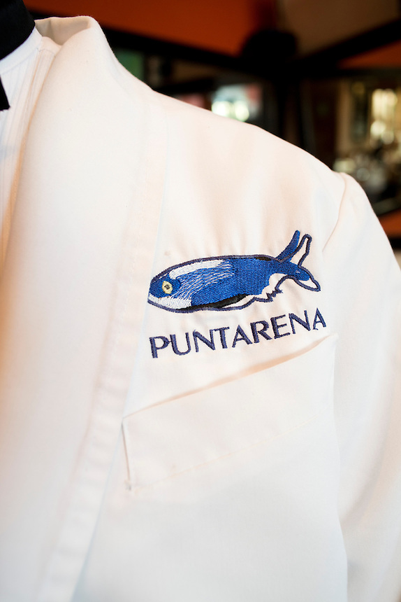 Restaurant Puntarena San Angel, Mexico DF