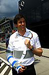 Toto Wolff [AUT] Mercedes GP<br /> for the complete Middle East, Austria & Germany Media usage only<br />  Foto © nph / Mathis