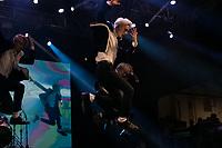 SAO PAULO, SP - 08.07.2017 - ANIME-FRIENDS - O grupo de música Pop Coreana, Blanc7, durante o Anime Friends neste sábado (08), no Expo Transamérica, na região sul de São Paulo.<br /> <br /> (foto: Fabricio Bomjardim / Brazil Photo Press)