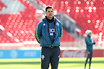 09 December 2016: Seattle assistant coach Ante Razov. Seattle Sounders FC held a training session one day before playing in MLS Cup 2016 at BMO Field in Toronto, Ontario in Canada.