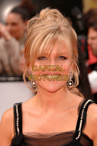 ASHLEY JENSEN.At The British Academy Television Awards (BAFTA) Sponsored by Pioneer, held at the London Palladium, London, England, May 20th 2007..portrait headshot .CAP/FIN.©Steve Finn/Capital Pictures.