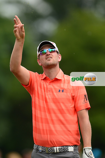 Bernd Wiesberger of Austria during Round 3 of the Lyoness Open, Diamond Country Club, Atzenbrugg, Austria. 11/06/2016<br /> Picture: Richard Martin-Roberts / Golffile<br /> <br /> All photos usage must carry mandatory copyright credit (&copy; Golffile   Richard Martin- Roberts)