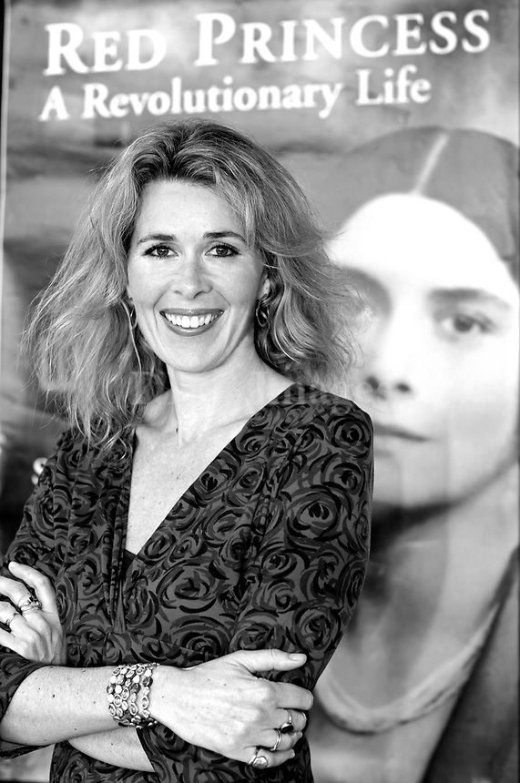 """Sofka Zinovieff has worked as a journalist and book reviewer for various British publications, and is the author of """"Eurydice Street: A Place in Athens"""" and """"Red Princess: A Revolutionary Life,"""" both published by Granta. """"Eurydice Street"""" is an account of her first year living in Athens and """"Red Princess"""" is a biography of her Russian grandmother."""