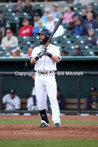 Matt Long -2015 Colorado Springs Sky Sox (Bill Mitchell)
