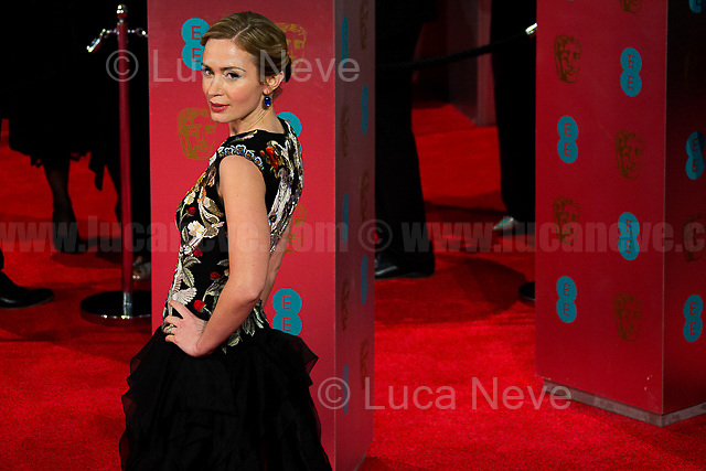 Emily Blunt.<br />