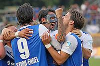 24.09.2014: SV Darmstadt 98 vs. FSV Frankfurt