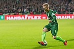 11.02.2018, Weserstadion, Bremen, GER, 1.FBL, SV Werder Bremen vs VfL Wolfsburg<br /> <br /> im Bild<br /> Florian Kainz (Werder Bremen #7),  <br /> <br /> Foto &copy; nordphoto / Ewert