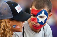 9 March 2009: Fans are seen during the 2009 World Baseball Classic Pool D game 4 at Hiram Bithorn Stadium in San Juan, Puerto Rico. Puerto Rico wins 3-1 over Netherlands