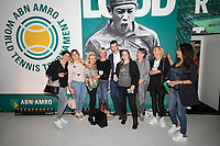 Rotterdam, The Netherlands, 16 Februari 2019, ABNAMRO World Tennis Tournament, Ahoy, Meet and greet, Richard Krajicek,<br /> Photo: www.tennisimages.com/Henk Koster