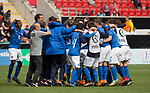 170518 U17 Italy v Belgium