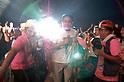 Singer Kazumasa Oda performs during Jonetsu Tairiku Summer Live 2008. 9 August, 2008. (Taro Fujimoto/JapanToday/Nippon News)