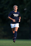 26 September 2013: Virginia's Brittany Ratcliffe. The Duke University Blue Devils hosted the University of Virginia Cavaliers at Koskinen Stadium in Durham, NC in a 2013 NCAA Division I Women's Soccer match. Virginia won the game 3-2.