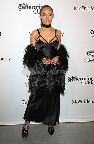 NEW YORK, NY - DECEMBER 7:   amfAR Generation Cure 3rd Annual Holiday Event in New York, New York on December 7, 2016.  Photo Credit: Rainmaker Photo/MediaPunch
