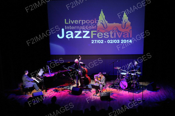 Liverpool International Jazz Festival Launch 13.11.13