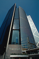 China, Hongkong-Central, Citibank, Bank of China