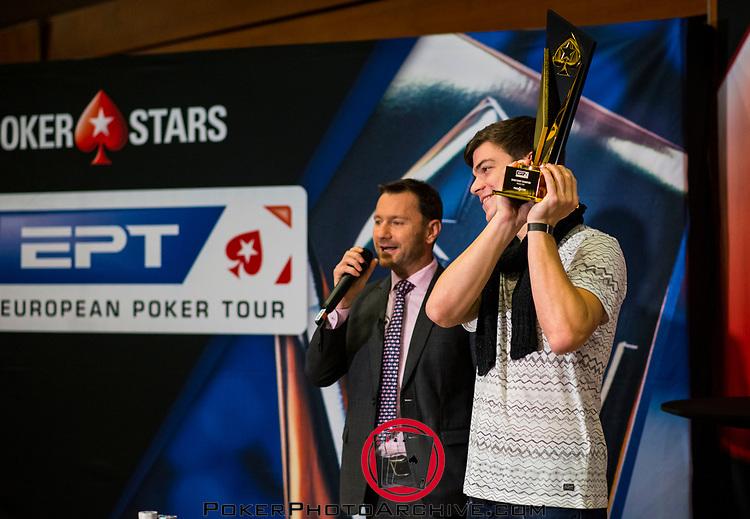 2018 EPT Prague Main Event