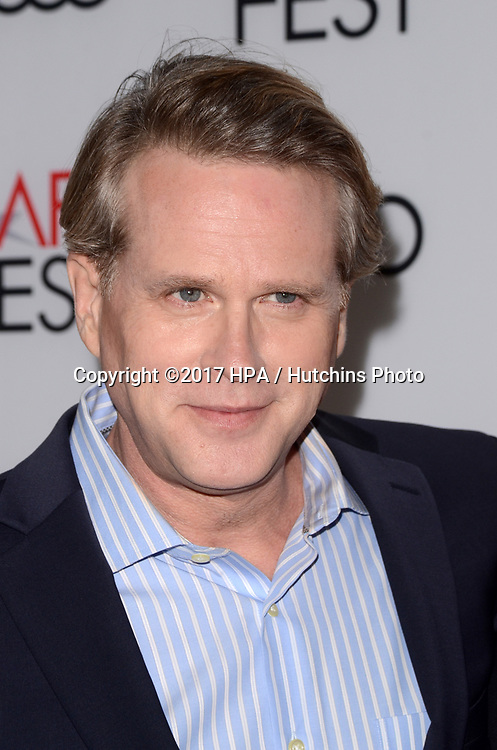 """LOS ANGELES - NOV 9:  Cary Elwes at the """"Mudbound"""" Opening Gala of AFI Fest 2017 at the TCL Chinese Theater IMAX on November 9, 2017 in Los Angeles, CA"""