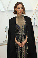 09 February 2020 - Hollywood, California - Natalie Portman. 92nd Annual Academy Awards presented by the Academy of Motion Picture Arts and Sciences held at Hollywood & Highland Center. Photo Credit: AdMedia