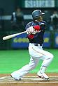 Atsunori Inaba (JPN), .FEBRUARY 28, 2013 - WBC : .2013 World Baseball Classic .Exhibithion Game .between Tokyo Yomiuri Giants 1-6 Japan .at Yafuoku Dome, Fukuoka, Japan. .(Photo by YUTAKA/AFLO SPORT)