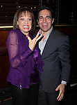 """Valerie Harper & Mario Cantone<br /> attending the Broadway Opening Night After Party for """"Looped"""" at Sardi's Restaurant in New York City.<br /> March 14, 2010"""