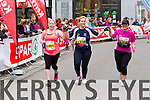 Mary Quinn, 1481, Helen Nolan Finn, 1372, and Nina Mansfield, 1308  who took part in the 2015 Kerry's Eye Tralee International Marathon Tralee on Sunday.