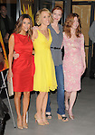Eva Longoria,Felicity Huffman Macy,Marcia Cross & Dana Delaney  at The ThinkFilm Special Screening of Phoebe in Wonderland held at The WGA in Beverly Hills, California on March 01,2009                                                                     Copyright 2009 RockinExposures