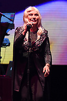 HOLLYWOOD FL - AUGUST 08: Blondie performs at Hard Rock Live held at the Seminole Hard Rock Hotel &amp; Casino on August 8, 2017 in Hollywood, Florida. <br /> CAP/MPI04<br /> &copy;MPI04/Capital Pictures